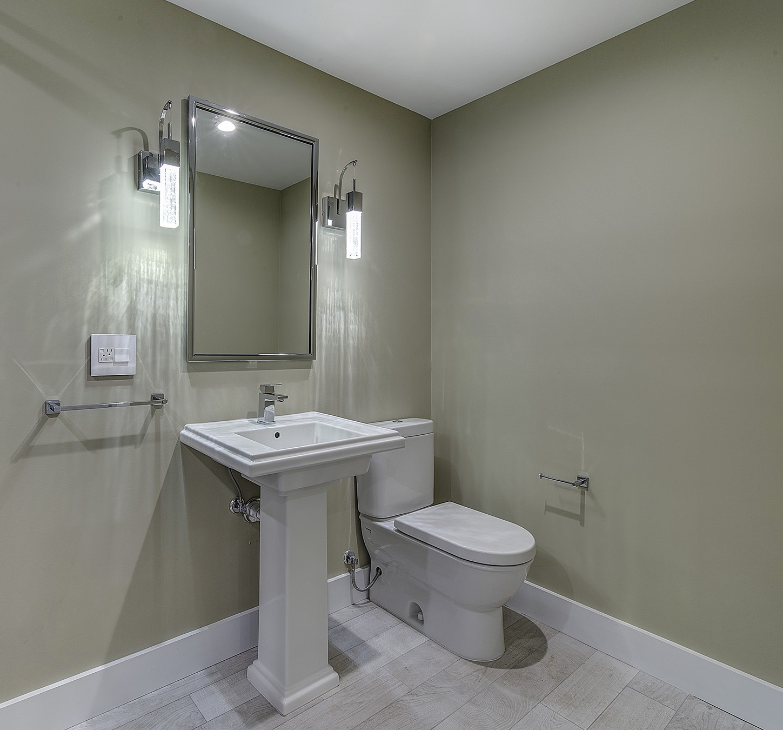 Kitchen, Bathroom & Basement Renovation